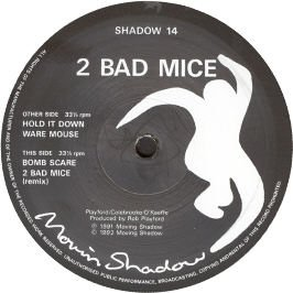 2 Bad Mice - 2 Bad Mice / Bomb...