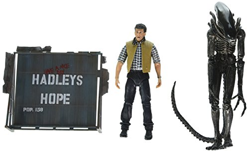 "Aliens - 7"" Scale Action Figures – Hadley's Hope Set - N"