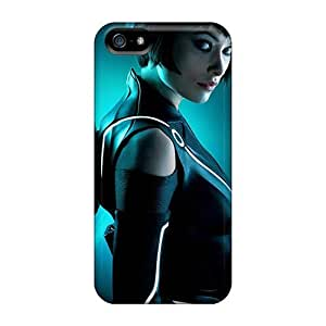 JoinUs Iphone 5/5s Hybrid Tpu Case Cover Silicon Bumper Tron Legacy