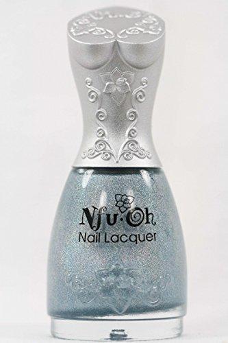 holographic nail polish gosh - 5