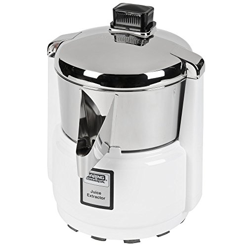 Waring 6001C Heavy-Duty Juice Extractor, used for sale  Delivered anywhere in USA