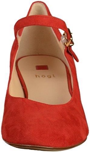 Rouge Högl 6 104062 Femmes Escarpin xn0Iw6YwqA