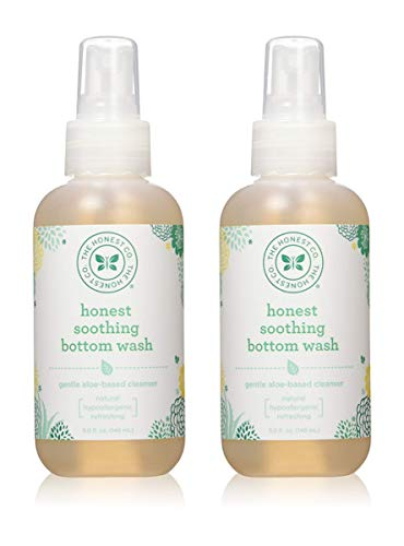 The Honest Company Soothing Bottom Wash - 5 oz Pack Of 2