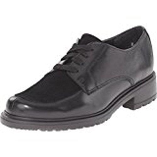 Munro Women's Veranda Black Leather/Suede 6.5 D (Munro Shoes Women)