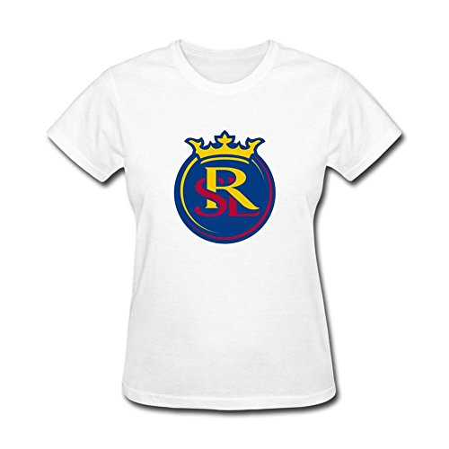 USTJC Women's Real Salt Lake T Shirt L