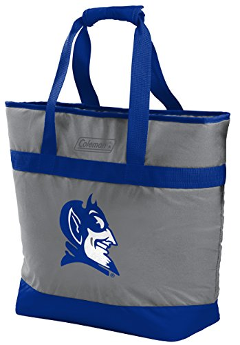 Rawlings NCAA Duke Devils Unisex 07883016111NCAA 30 Can Tote Cooler (All Team Options), Blue, X-Large