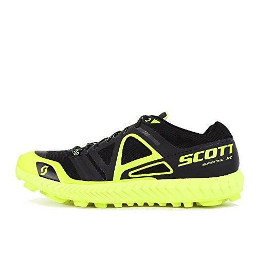 Black Yellow 45 5 Scott RC Supertrac 7TRtzE