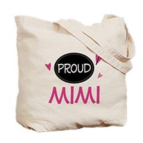 CafePress–orgullosos Meme Tote Bag–Natural gamuza de bolsa de lona bolsa, bolsa de la compra