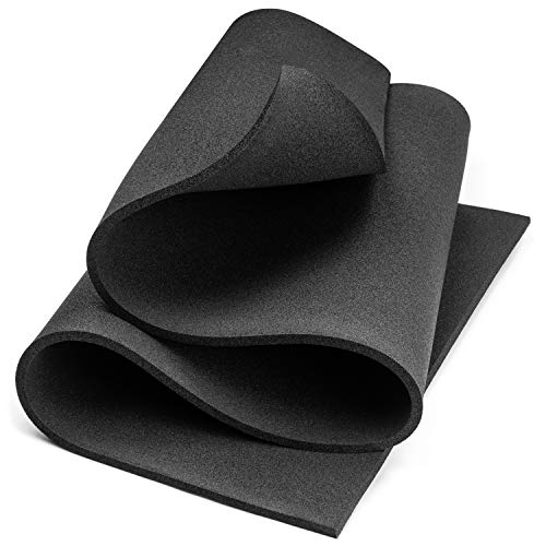 (Second Skin OverKill Pro Closed Cell Foam - High Density Polyethylene Foam Decoupler and Barrier Sheet for Cars - Made in USA)