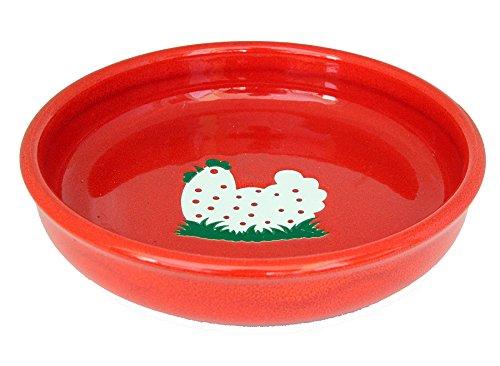 Waechtersbach White Chicken Hen Individual Pasta Bowl