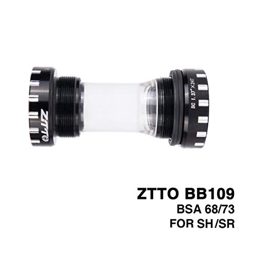 - 【Stylelish-AUTO】 BB109 BB68 BSA68 GXP Bearing Bottom Brackets Prowheel 24mm BB 22mm Crankset