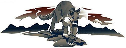 1 Rv Trailer Keystone Cougar Decal Graphic -934