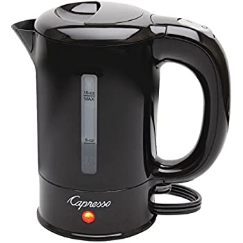 Capresso 280.01 Mini Kettle, Black