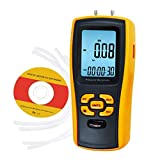 Digital USB Pressure Manometer Instrument Tester Differential Gauge, 11 Measurement Units