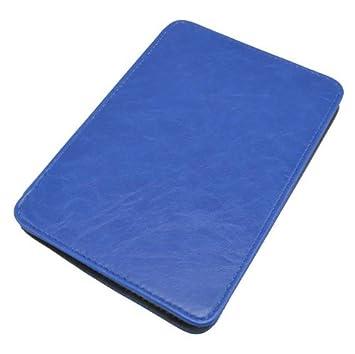 Funda Kindle 4 Con Luz Led Incorporada Color Azul