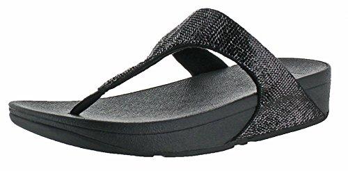 Fitflop Donna Sandalo Electra Micro Sandalo Nero
