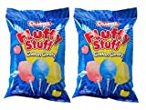 Fluffy Stuff Cotton Candy Bag: 24 Count - 2.5 oz (Pack of 2)