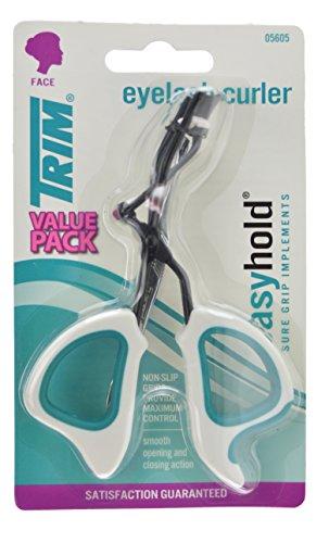 (Trim Eyelash Curler with Tweezers. Value Pack)