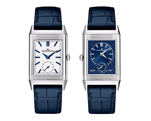 Jaeger LeCoultre Reverso Tribute Duoface GMT Men's Watch Q3908420