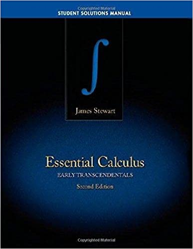 Solution manual for calculus early transcendentals 8th edition by.