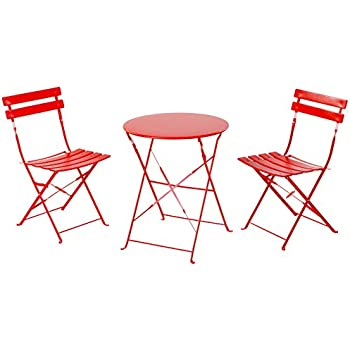 Amazon Red Fold Able Kitchen Table