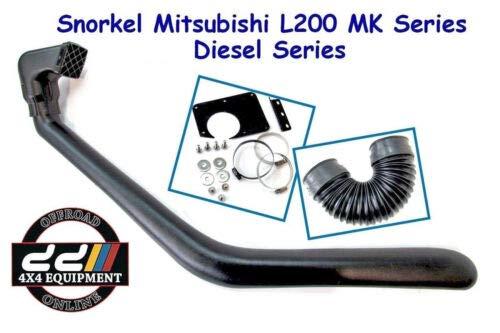 4x4 Off Road Snorkel Kit For Mitsubishi Triton L200 MK 1996-2004 Diesel SMT96A