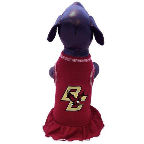 All Star Dogs NCAA South Dakota Coyotes Dog Cheerleader Dress