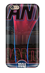 Tpu Fashionable Design New York Giants Rugged Case Cover For Iphone 6 New