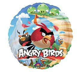 18 Inch Angry Birds Balloon