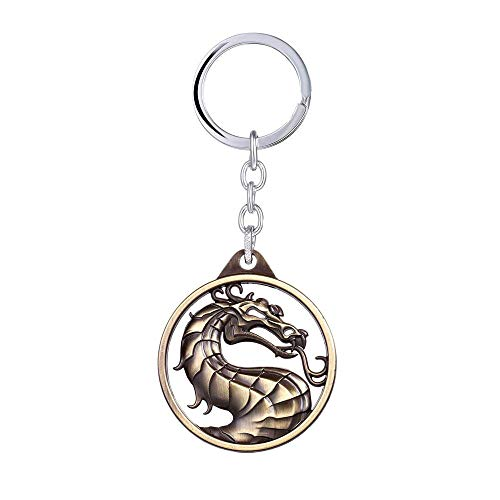 Mortal Kombat Keychain Pendant Charm Jewelry Gifts for $<!--$7.39-->