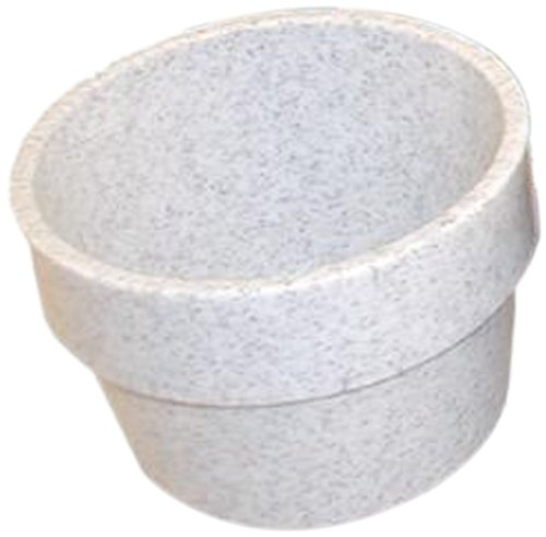 Lixit 30-0765-024 Q-Lock Crock for Birds and Small Animals, 10-Ounce Colors may vary (Lixit Crock)