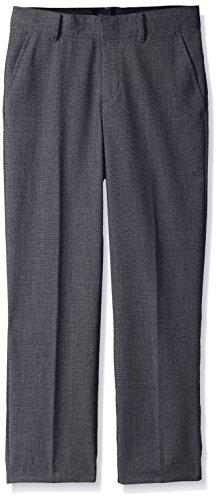 Van Heusen Big Boys' Two Tone Pant, Light Grey, 20