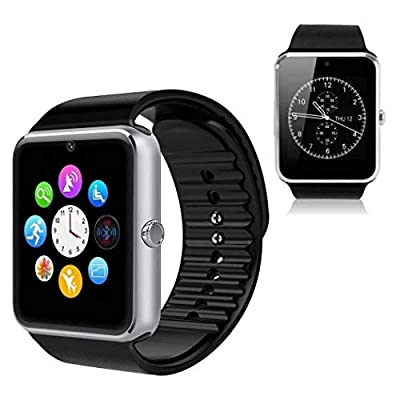 Dennko Bluetooth Smart Watch Monitor Fitness Waterproof Bracelet for Android/iOS Smart Watches