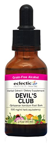 Eclectic Devil's Club, Red, 2 Ounce