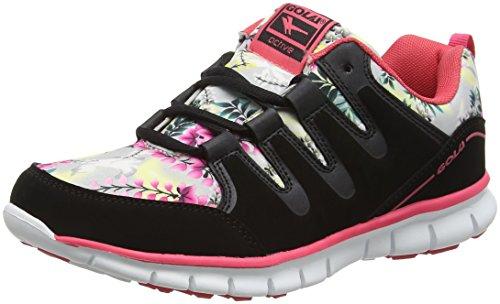 Compétition Rose Femme Chaussures 2 Running Gola de Termas Noir zqwxF1