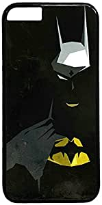 Batman Art Retro Vintage Design iPhone 6 (4.7 inch) Hard Shell Case Cover by iCustomonline by runtopwell