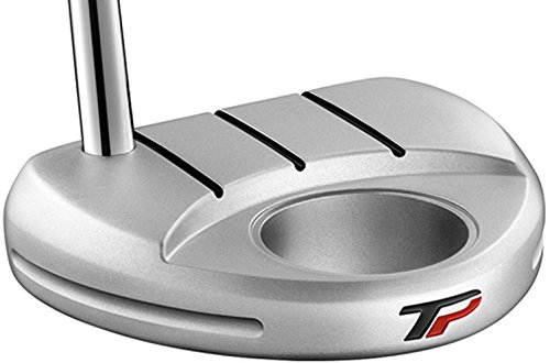 TaylorMade 2017 TP Ss Chaska Putter Lh 35In Tour Preferred Collection Super Stroke Chaska Putter (Left Hand 35