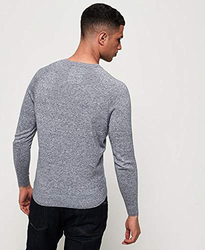 Sweter Superdry M61101pt szary: Odzież