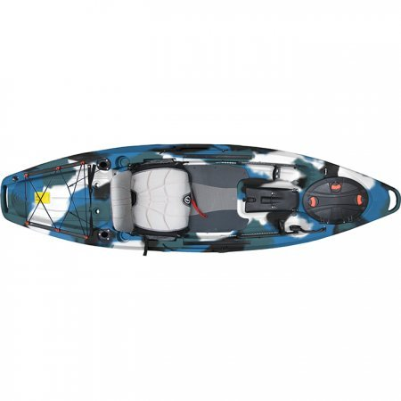Feel Free Lure 10 Kayak – Blue Camo Review