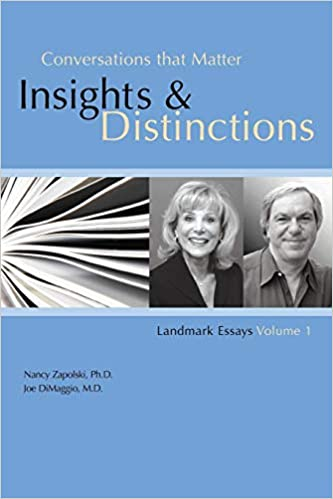 Conversations That Matter: Insights & Distinctions-Landmark