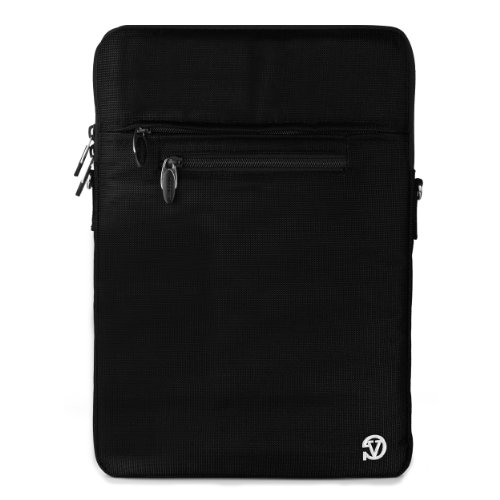 Black VG Hydei Nylon Laptop Carrying Bag Case w/ Shoulder Strap for HP ENVY x2 11t-g000 12-inch Notebook PC Review