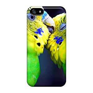 Diy Yourself Anti-scratch case cover BreakFree protective Amazon Parrots case cover Cw88ytOwem7 For Iphone 5/5s