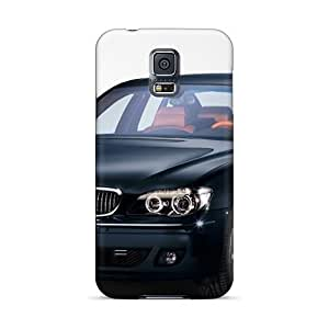 BbJ3804kgAX Richardcustom2008 Bmw 7 Series Exclusive Edition Front Feeling Galaxy S5 On Your Style Birthday Gift Covers Cases