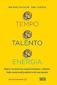 Tempo, talento, energia