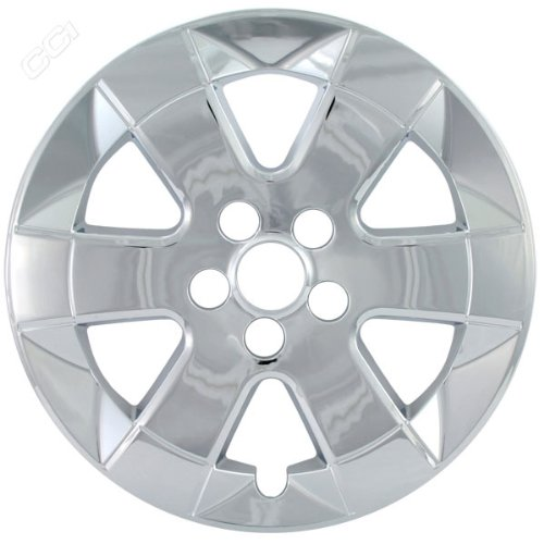 Coast To Coast IWCIMP324X 15 Inch Chrome Wheelskins With 6 Spoke - Pack Of 4