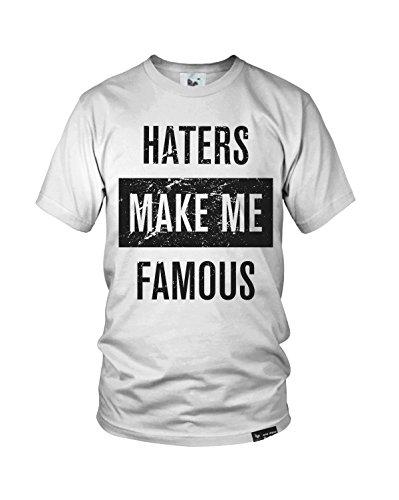 HighShine Haters T-Shirt Basketball Streetball NBA Fan Shirt