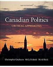 Canadian Politics: Critical Approaches