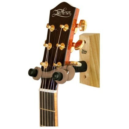 String Hardwood Studio Guitar Hanger