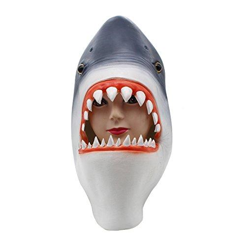 Shark Mask - 1
