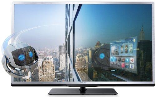 Philips 40PFL4508K/12 102 cm (40 Zoll) Fernseher (Full HD, Triple Tuner, 3D, Smart TV)